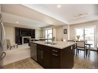 Photo 8: 198 Moonbeam Way in Winnipeg: Sage Creek Residential for sale (2K)  : MLS®# 1703291