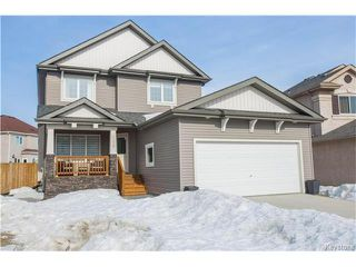 Photo 1: 198 Moonbeam Way in Winnipeg: Sage Creek Residential for sale (2K)  : MLS®# 1703291