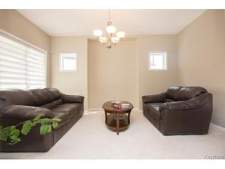 Photo 4: 198 Moonbeam Way in Winnipeg: Sage Creek Residential for sale (2K)  : MLS®# 1703291