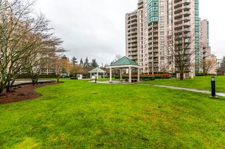 "Photo 20: 404 1199 EASTWOOD Street in Coquitlam: North Coquitlam Condo for sale in ""THE SELKIRK"" : MLS®# R2151321"