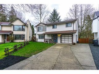"Photo 1: 2704 274A Street in Langley: Aldergrove Langley House for sale in ""SOUTH ALDERGROVE"" : MLS®# R2153359"