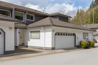 "Photo 1: 32 2401 MAMQUAM Road in Squamish: Garibaldi Highlands Townhouse for sale in ""Highland Glen"" : MLS®# R2158262"