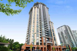 "Photo 1: 1812 10777 UNIVERSITY Drive in Surrey: Whalley Condo for sale in ""City Point"" (North Surrey)  : MLS®# R2182204"