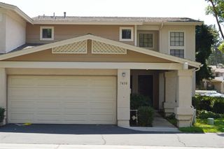 Photo 1: SAN CARLOS Townhome for sale : 3 bedrooms : 7430 Rainswept Ln in San Diego