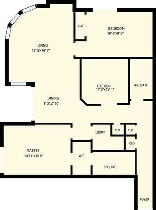 Photo 18: 302 1540 17 Avenue SW in Calgary: Sunalta Condo for sale : MLS®# C4128714