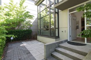 "Photo 1: 11 4178 DAWSON Street in Burnaby: Brentwood Park Townhouse for sale in ""TANDEM"" (Burnaby North)  : MLS®# R2192205"