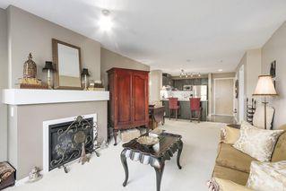 "Photo 4: 221 700 KLAHANIE Drive in Port Moody: Port Moody Centre Condo for sale in ""Boardwalk"" : MLS®# R2206662"