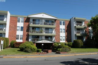 Photo 2: 119 900 Tolmie Avenue in VICTORIA: SE Quadra Condo Apartment for sale (Saanich East)  : MLS®# 383840