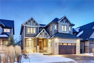 Main Photo: 17 WEST GROVE Point(e) SW in Calgary: West Springs House for sale : MLS®# C4145723