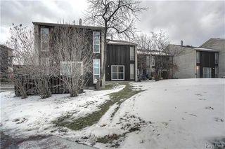 Photo 15: 102 1 Snow Street in Winnipeg: University Heights Condominium for sale (1K)  : MLS®# 1730024
