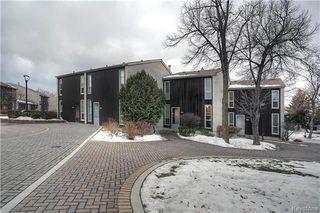 Photo 14: 102 1 Snow Street in Winnipeg: University Heights Condominium for sale (1K)  : MLS®# 1730024
