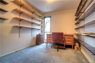 Photo 8: 102 1 Snow Street in Winnipeg: University Heights Condominium for sale (1K)  : MLS®# 1730024