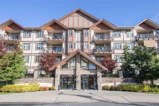 """Photo 1: 411 45615 BRETT Avenue in Chilliwack: Chilliwack W Young-Well Condo for sale in """"THE REGENT"""" : MLS®# R2234076"""