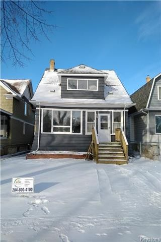Photo 1: 557 Rosedale Avenue in Winnipeg: Fort Rouge Residential for sale (1Aw)  : MLS®# 1802100