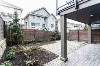 "Photo 20: 44 15177 60 Avenue in Surrey: Sullivan Station Townhouse for sale in ""EVOQUE"" : MLS®# R2241285"