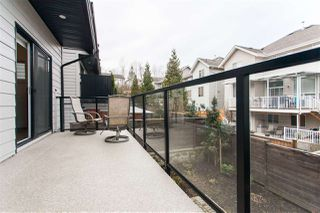 "Photo 19: 44 15177 60 Avenue in Surrey: Sullivan Station Townhouse for sale in ""EVOQUE"" : MLS®# R2241285"
