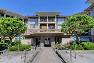 "Photo 1: 218 12238 224 Street in Maple Ridge: East Central Condo for sale in ""URBANO"" : MLS®# R2269030"