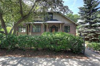 Photo 1: 138 Harrow Street in Winnipeg: Crescentwood Residential for sale (1C)  : MLS®# 1814456