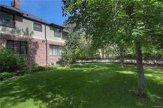 Photo 20: 138 Harrow Street in Winnipeg: Crescentwood Residential for sale (1C)  : MLS®# 1814456