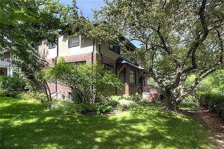 Photo 19: 138 Harrow Street in Winnipeg: Crescentwood Residential for sale (1C)  : MLS®# 1814456
