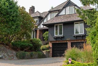 Main Photo: 5169 ASHFEILD Road in West Vancouver: Upper Caulfeild House for sale : MLS®# R2297348