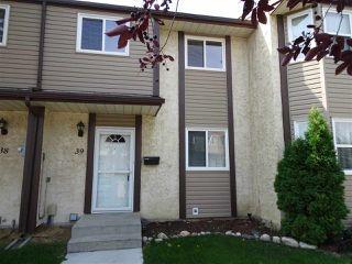 Main Photo: 39 10453 20 Avenue in Edmonton: Zone 16 Townhouse for sale : MLS®# E4126350
