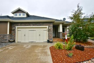 Main Photo: 346 51101 RGE RD 222: Rural Strathcona County Attached Home for sale : MLS®# E4128733