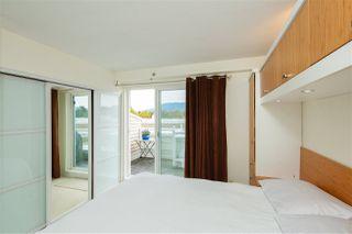 "Photo 12: 316 2565 W BROADWAY in Vancouver: Kitsilano Condo for sale in ""TRAFALGAR MEWS"" (Vancouver West)  : MLS®# R2312571"