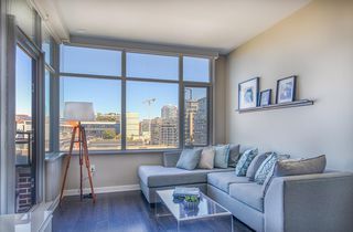 Main Photo: 803 181 W 1ST Avenue in Vancouver: False Creek Condo for sale (Vancouver West)  : MLS®# R2319922
