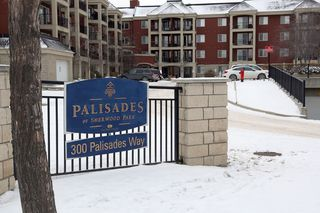 Main Photo: 134 300 PALISADES WAY Way: Sherwood Park Condo for sale : MLS®# E4135488
