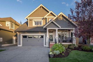 "Photo 1: 17441 0A Avenue in Surrey: Pacific Douglas House for sale in ""Summerfield"" (South Surrey White Rock)  : MLS®# R2322223"