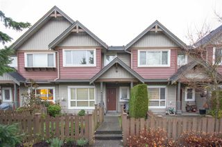 """Main Photo: 57 7733 HEATHER Street in Richmond: McLennan North Townhouse for sale in """"THE HEARTHSTONE"""" : MLS®# R2324990"""