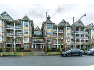 """Main Photo: 208 17712 57A Avenue in Surrey: Cloverdale BC Condo for sale in """"WEST on the WALK"""" (Cloverdale)  : MLS®# R2327988"""