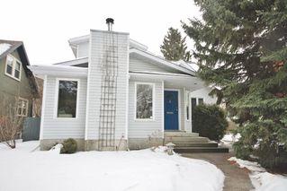 Main Photo: 14015 104 Avenue in Edmonton: Zone 11 House for sale : MLS®# E4139621