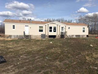 Main Photo: 6476 CLAYHURST (111) Road in Fort St. John: Fort St. John - Rural E 100th Manufactured Home for sale (Fort St. John (Zone 60))  : MLS®# R2338084