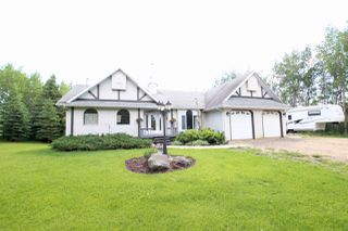 Main Photo: 5A Paradise Valley SKELETON LAKE: Rural Athabasca County House for sale : MLS®# E4145891