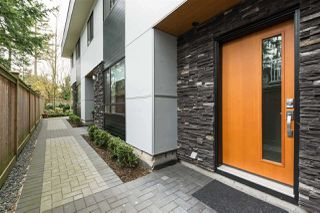 """Photo 2: 3 1466 EVERALL Street: White Rock Townhouse for sale in """"THE FIVE"""" (South Surrey White Rock)  : MLS®# R2351081"""