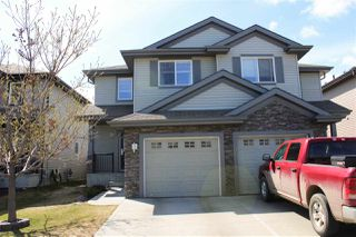 Main Photo: 136 CALVERT Wynd: Fort Saskatchewan House Half Duplex for sale : MLS®# E4155720
