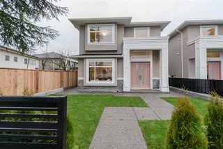 Photo 1: 6757 SPERLING Avenue in Burnaby: Upper Deer Lake House 1/2 Duplex for sale (Burnaby South)  : MLS®# R2368768
