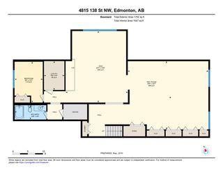 Photo 29: 4815 138 Street in Edmonton: Zone 14 House for sale : MLS®# E4157092