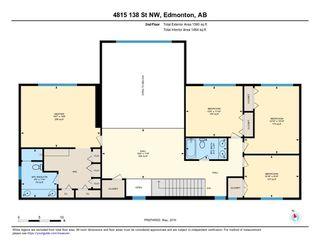 Photo 27: 4815 138 Street in Edmonton: Zone 14 House for sale : MLS®# E4157092
