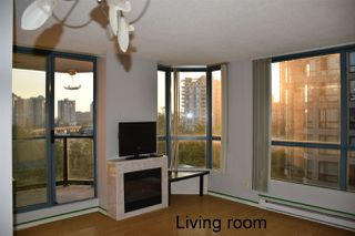 """Photo 4: 505 828 AGNES Street in New Westminster: Downtown NW Condo for sale in """"WESTMINSTER TOWERS"""" : MLS®# R2375343"""
