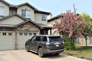 Main Photo: 1110 BARNES Way in Edmonton: Zone 55 House Half Duplex for sale : MLS®# E4159984
