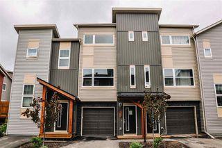 Photo 1: 238 401 Southfork Drive: Leduc Townhouse for sale : MLS®# E4163923