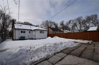 Photo 23: 85 Smithfield Avenue in Winnipeg: West Kildonan Residential for sale (4D)  : MLS®# 202006619