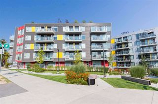 "Main Photo: 306 417 GREAT NORTHERN Way in Vancouver: Mount Pleasant VE Condo for sale in ""CANVAS"" (Vancouver East)  : MLS®# R2448685"