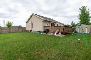 Photo 31: 3 Kildonan Meadow Drive in Winnipeg: Kildonan Meadows Residential for sale (3K)  : MLS®# 202013395