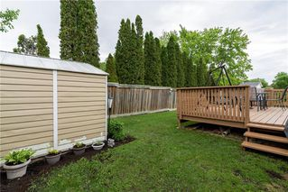 Photo 33: 3 Kildonan Meadow Drive in Winnipeg: Kildonan Meadows Residential for sale (3K)  : MLS®# 202013395