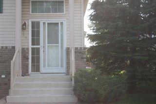 Photo 1: #14 420 HUNTERS Green in Edmonton: Zone 14 Townhouse for sale : MLS®# E4208496
