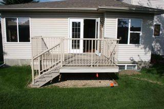 Photo 24: #14 420 HUNTERS Green in Edmonton: Zone 14 Townhouse for sale : MLS®# E4208496